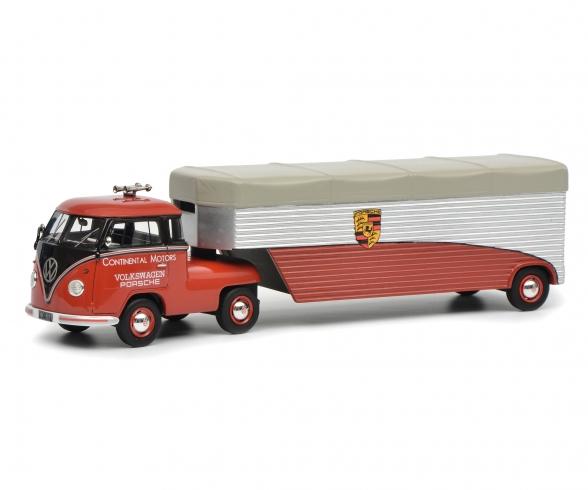 VW T1 Continental Motors 1:64