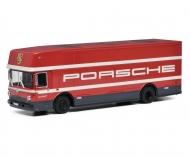 Renntransporter Porsche 1:64