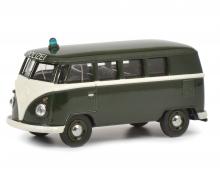 "VW T1 Bus ""Polizei"", 1:64"
