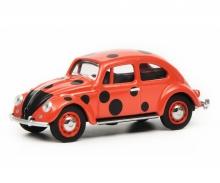 """VW Beetle """"Marienkäfer"""", 1:64"""
