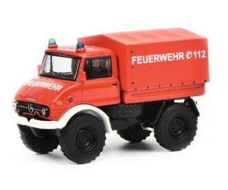 MB Unimog U406 Fire Brigade 1:64