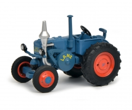Lanz Bulldog, blue, 1:64