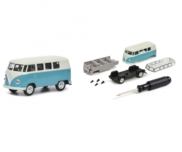 constr. kit VW T1 bus, 1:64