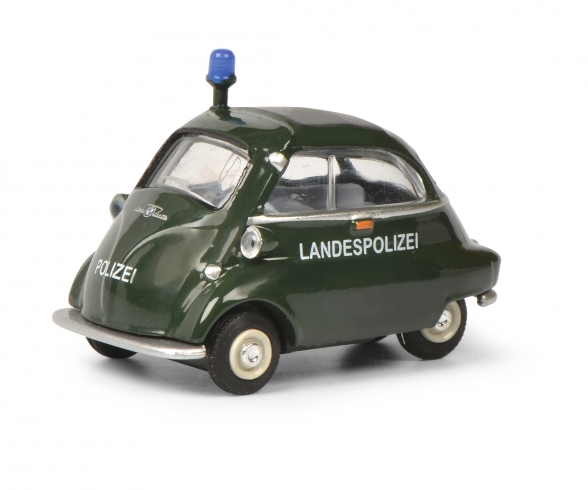 BMW Isetta LANDESPOLIZEI 1:64