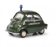BMW Isetta POLICE 1:64