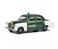 MB 180 D POLICE 1:64