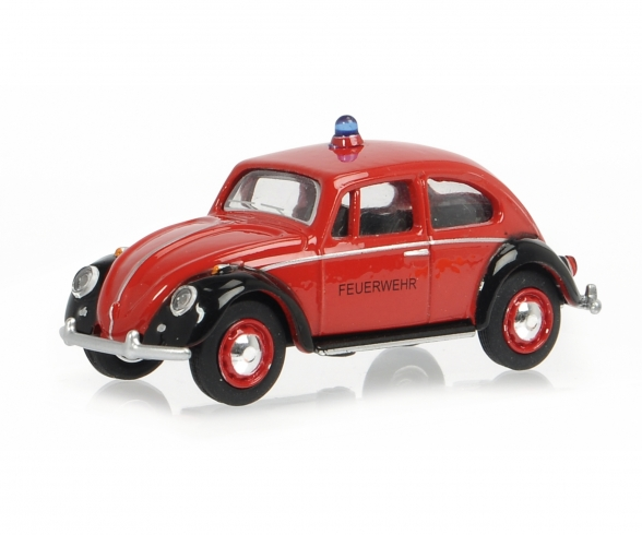 VW Beetle FIRE BRIG.1:64