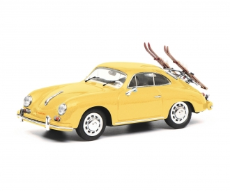 Porsche 356 WINTER HOLID.1:64