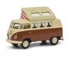 VW T1 Camper open roof 1:64