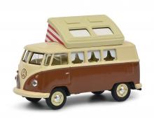 VW T1 Camper geöff.Dach  1:64