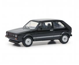 VW Golf GTI schwarz 1:64