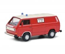 VW T3 FEUERWEHR 1:64
