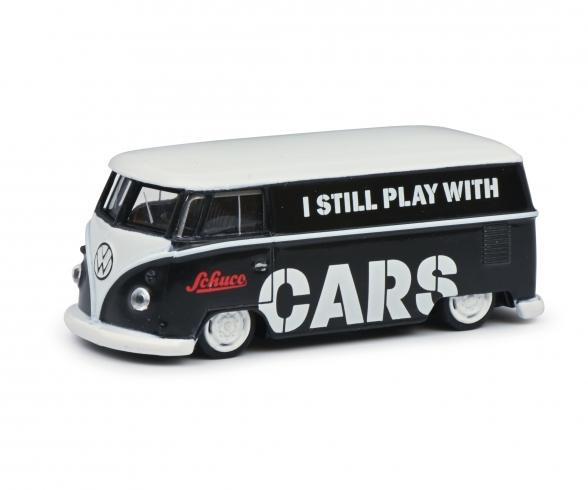 VW T1 Lowrid.STILL PLAY 1:64