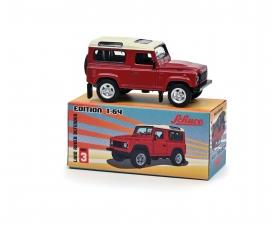 Pap.Ed.Land Rover Def.#3 1:64