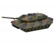 "Leopard 2A6 Kampfpanzer ""Bundeswehr"", flecktarn 1:87"