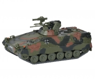 MARDER 1A2 infantry combat vehicle, camouflaged 1:87
