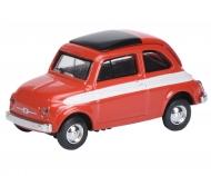 "Fiat 500 ""Rallye"", rot 1:87"