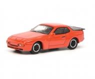 Porsche 944 red 1:87