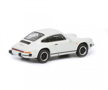 Porsche 911 Carrera 3.2 Coupé, weiß, 1:87