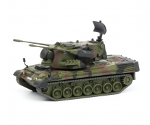 Gepard tank BW 1:87