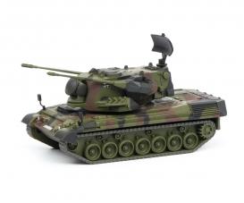 """Gepard Flakpanzer """"Bundeswehr"""", flecktarn, 1:87"""