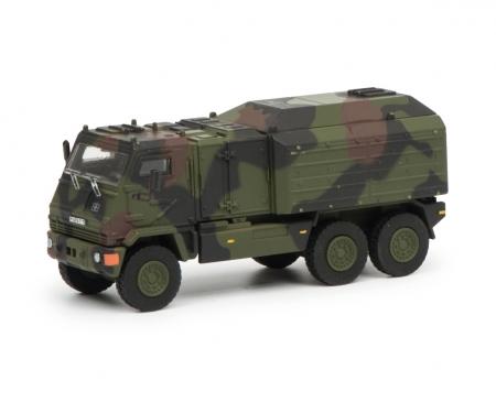 "YAK service vehicle ""Bundeswehr"", camouflaged, 1:87"
