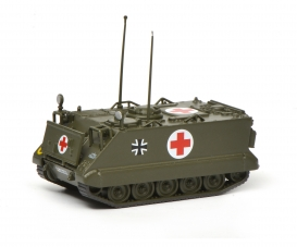 """M113 infantry ambulance vehicle """"Bundeswehr"""", 1:87"""