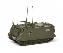 "M113 infantry transport vehicle ""Bundeswehr"", 1:87"
