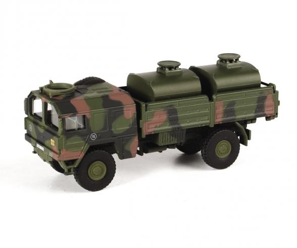 "MAN 5t gl KAT1 tank truck ""Bundeswehr"", camouflaged, 1:87"