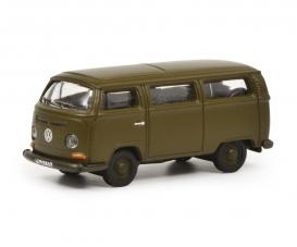 VW T2 Bus Bundeswehr 1:87