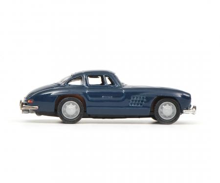 Mercedes-Benz 300 SL, blau 1:87