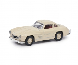 MB 300SL Coupe, beige 1:87