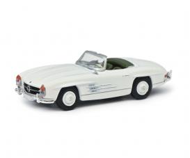 MB 300SL Roadster, white 1:87