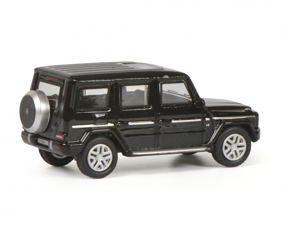 Mercedes-Benz G-Model, black metallic, 1:87