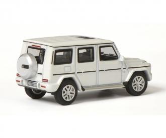 Mercedes-Benz G-Modell, diamond white, 1:87