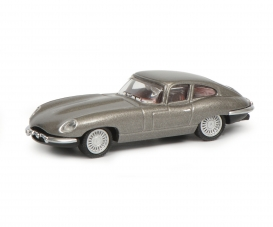 Jaguar E-Type, grey 1:87