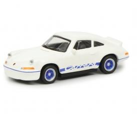 Porsche 911 2.7 RS, white 1:87