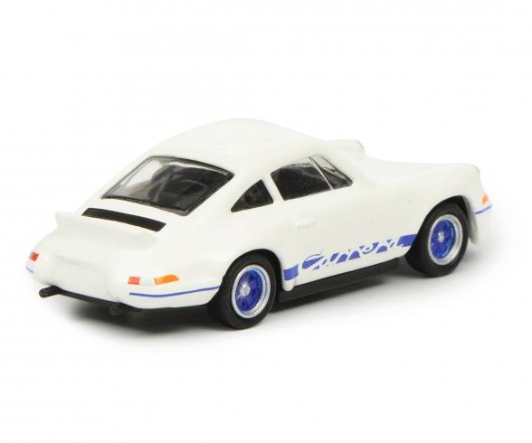 Porsche 911 2.7 RS, weiß, 1:87