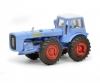 Dutra D4K with cabin, blue, 1:87