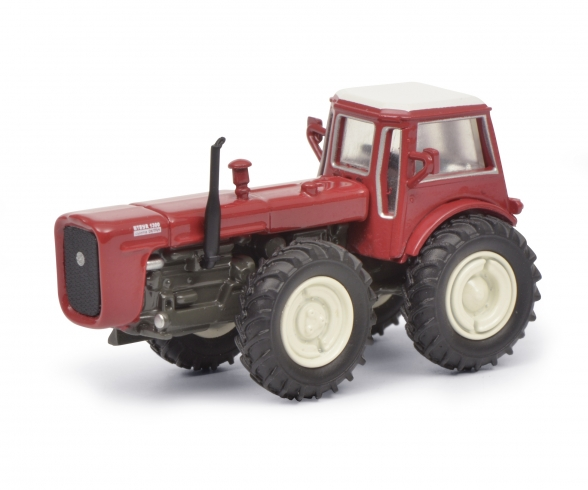 Steyr 1300 System Dutra, rot, 1:87