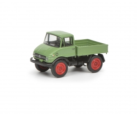 MB Unimog 406, light green 1:87