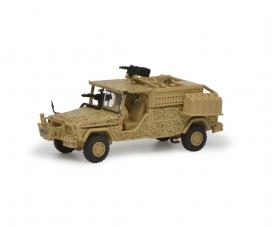 Serval ISAF KSK,camouflage 1:87