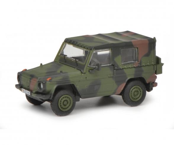 """Wolf G """"Bundeswehr"""", camouflaged, 1:87"""