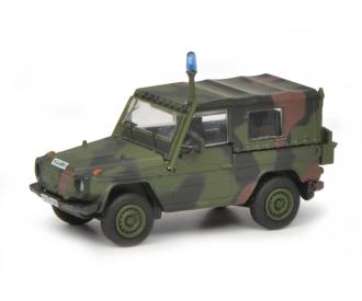 """Wolf G military police """"Feldjäger"""", 1:87"""