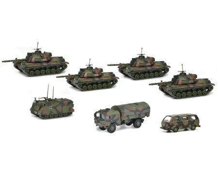 """Panzerkompanie """"Bundeswehr"""", flecktarn, 1:87"""