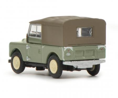 Land-Rover 88, grün, 1:87