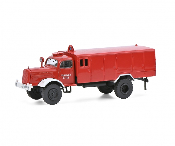 MB LG 315 LF fire engine 1:87
