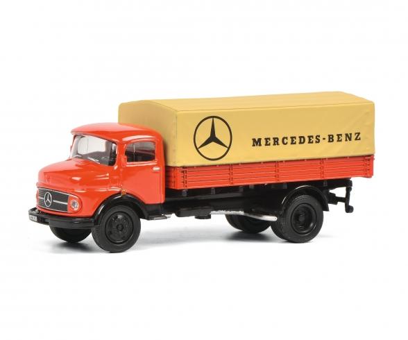 MB L911 Mercedes-Benz 1:87