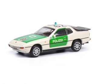 Porsche 924 POLIZEI 1:87