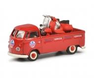 VW T1 Servizio Vespa 1:87